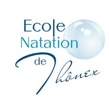 Logo Ecole Natation Thônex