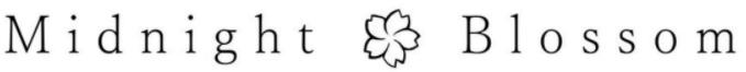 Logo Midnight Blossom